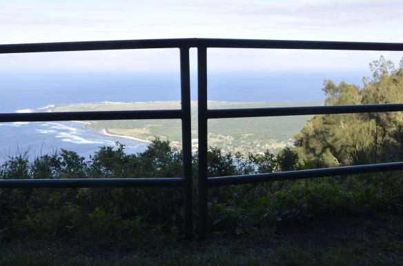 Tom's view of Kaulapapa.
