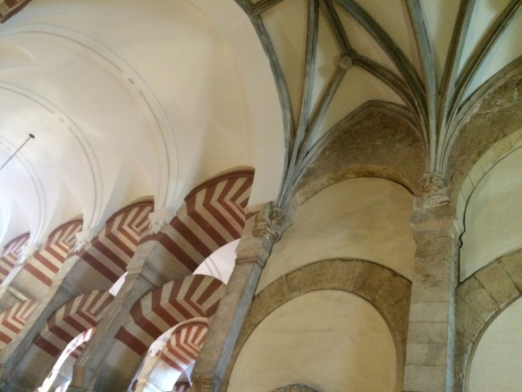 Christianity meets Islam in the ceiling