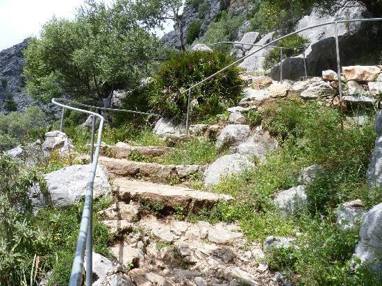 Stairs Pileta